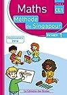 Maths CE1, méthode de Singapour, fichier 1 - Programmes 2016