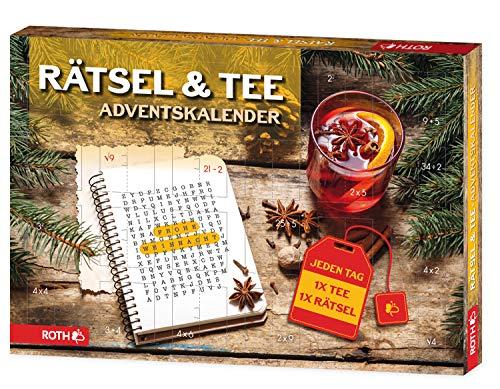 "Roth Adventskalender ""Rätsel & Tee"""