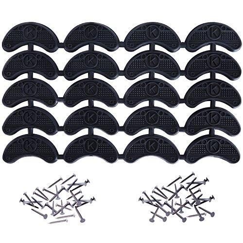 mudder-plaquettes-de-talon-embouts-a-talon-pointe-de-talon-remplacement-avec-clous-10-paires-noir
