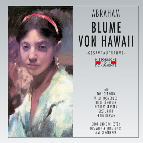 Blume Von Hawaii [Import allemand]