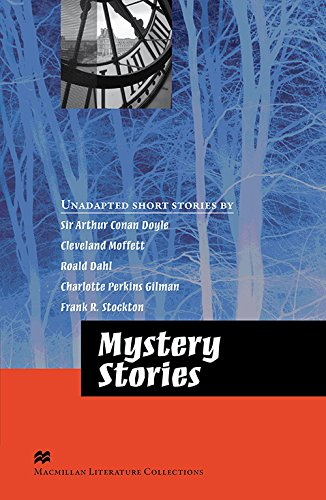 MR (A) Literature: Mystery Stories (Macmillan Readers Literature Collections)