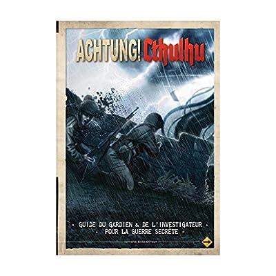 Achtung! Cthulhu - Le Guide du Gardien et de l'Investigateur pour la Guerre Secrète