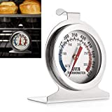 Best Oven Thermometers - AVESON Stainless Steel Dial Oven Thermometer Monitoring Temperature Review
