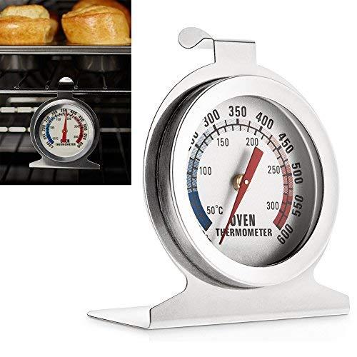 Aveson Dial acero inoxidable horno termómetro medidor