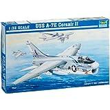 Trumpeter 2231 USS A-7E Corsair II - Caza a escala 1:32 [Importado de Alemania]