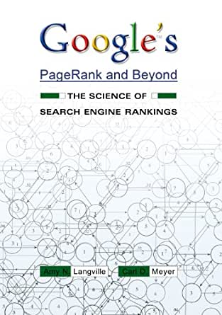 Google's PageRank and Beyond: The Science of Search Engine