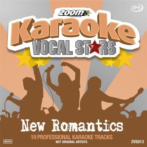 Zoom Karaoke CD+G - New Romantics - Vocal Stars Karaoke Series ZVS013 by Zoom Karaoke -