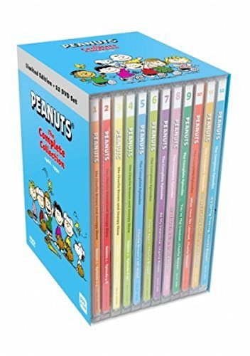 Peanuts - The Complete Collection [12 DVDs]