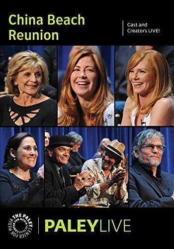 China Beach 25th Anniversary Reunion: Cast and Creators at PALEYLIVE by Dana Delany