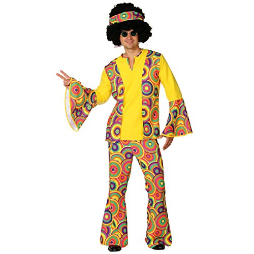 Dguisement-de-hippie-costume-de-beatnik-pour-homme-Habit-Flower-Power-annes-70-dguisement-pour-homme-annes-60-costume-masculin-Peace-dguisement-Woodstock-carnaval-tenue-colore