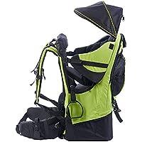 cd5a96b02a87 Pawsfiesta Porte bébé support dorsal pour l enfant pour les randonnées et  l excursion