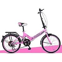 XQ- 20 Zoll XQ Unterschiedliche Geschwindigkeit Faltbares Fahrrad Dämpfung Fahrrad Erwachsene Männer Und Frauen Studentenauto