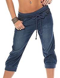 suchergebnis auf f r dreiviertel jeans damen. Black Bedroom Furniture Sets. Home Design Ideas