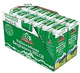 Berchtesgadener Land Haltbare Bergbauern-Milch, 1.5% Fett, 12er Pack (12 x 1 l) -