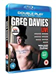 Greg Davies Live Firing Cheeseballs at a Dog [Blu-ray + DVD]