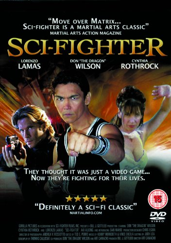 Bild von Sci Fighter [DVD] [2007] [UK Import]