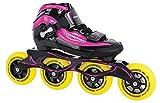 GT 500 90 filles Inline Skates Speed noir / rose taille 35