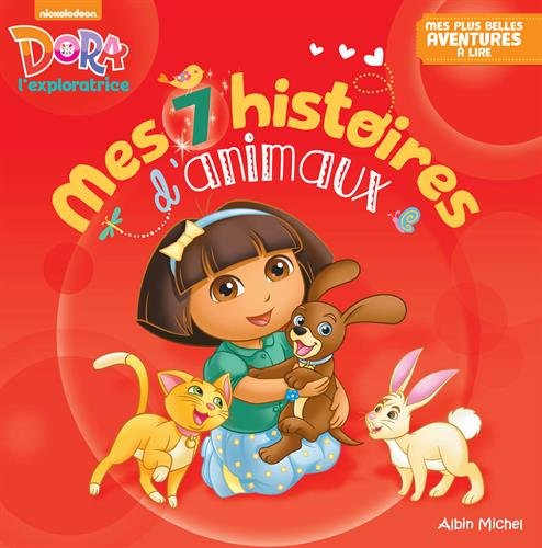 Mes 7 histoires d'animaux