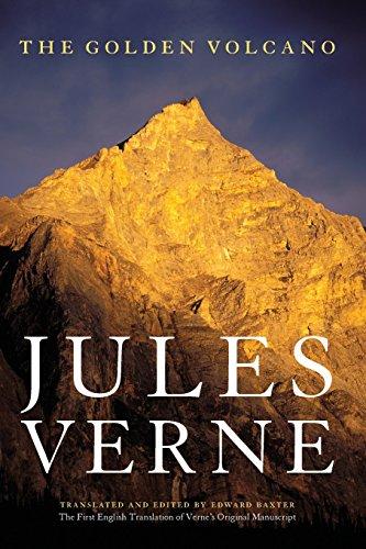 The Golden Volcano (Bison Frontiers of Imagination)