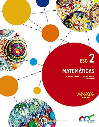 Matemáticas 2. (Aprender es crecer en conexión) - 9788469814284