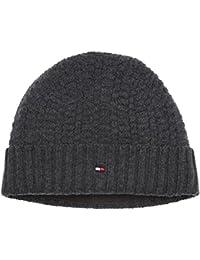 Mens Structured Knit Beanie Tommy Hilfiger q6MIjA