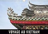Voyage au vietnam calendrier mural 2020 din a4 horizontal - un voyage en images a travers...