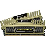 Corsair Simm Memoria RAM, DDR3, PC1600, 8GB, CL9 Ven k