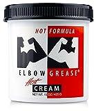 Elbow Grease Lubrifiant Crème Chauffante 425 g