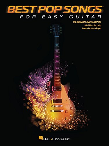 Best Pop Songs for Easy Guitar: (No Tab) (English Edition) eBook ...