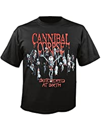 CANNIBAL CORPSE - Butchered at Birth - T-Shirt