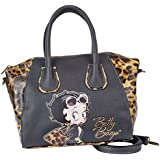 Betty Boop - Leopard Tresor Handbag (Karactermania)