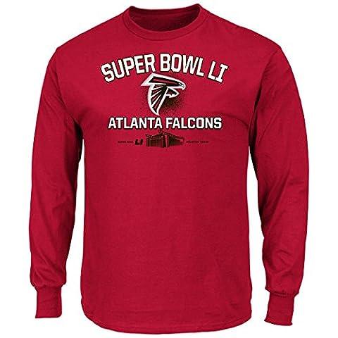 Atlanta Falcons Majestic NFL Super Bowl LI 51