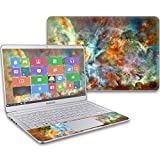 """MightySkins Protective Vinyl Skin Decal for Samsung Notebook 9 13"""" (2017) wrap cover sticker skins Space Cloud"""