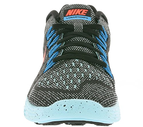 WMNS NIKE scarpa da corsa LUNARTEMPO Nero/Celeste/Arancione
