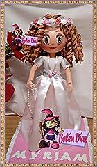 Idea Regalo - Personalizzato prima bambola comunione