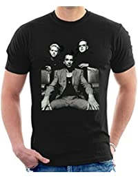 Andrew Cotterill Official Photography - Depeche Mode Band Men's T-Shirt