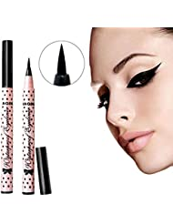 chendongdong Black Eyeliner Waterproof Liquid Make Up Beauty Comestics Eye Liner Pencil Pen