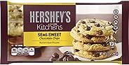 Hershey's Baking Semi Sweet Chocolate Chips, 27