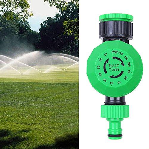 Ouneed - Garten Bewässerung Zeitschaltuhr 0-120 Minuten Wasser Timer Bewässerungssteuerung Automatisch Landwirtschaftliche Blumen Pflanzen Wasser System