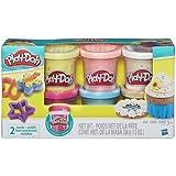 Hasbro Play-Doh B3423EU4 - Konfettiknete, Knete
