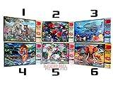 3D Puzzle, 500 Teile, 61 x 46 cm, Nur noch 3 verschiedene Motive! (Nr.3 Unterwasserwelt, Nr.6 Afrika, Nr.5 Kätzchen) Nummer des Wunschmotivs bitte per Nachricht nennen! 1 Puzzle pro Bestellung!!!