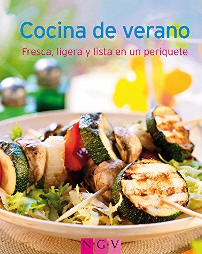 Cocina de verano: Nuestras 100 mejores recetas en un solo libro por Naumann & Göbel Verlag