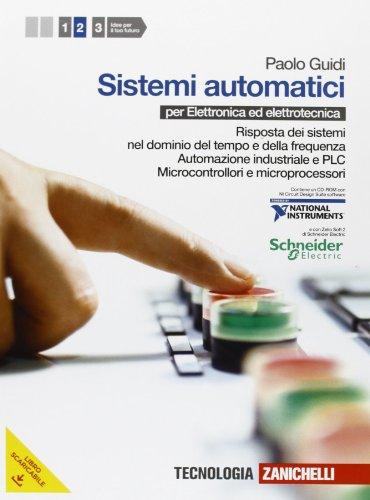 Sistemi automatici. Per le Scuole superiori. Con CD-ROM. Con espansione online: 2