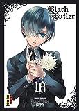 Black Butler, tome 18