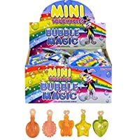 20 x Childrens Mini Touchable Bubbles party bag fillers loot bag pocket money toys IDEAL FOR PARTY BAG FILLERS,LOOT BAGS,FATES,PARTYS