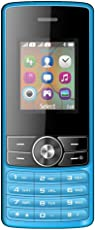 I KALL 1.8 inch (4.6 cm) Dual Sim Feature Phone - K24 (Blue)