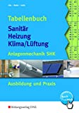 Tabellenbuch Sanitär-Heizung-Klima/Lüftung - Tabellenbuch