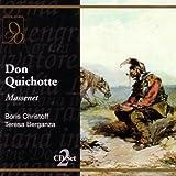 Massenet : Don Quichotte. Simonetto, Christoff, Berganza