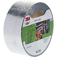 3M 7000062000 Cinta de Aluminio, 50 mm X 50 m, 1unidad