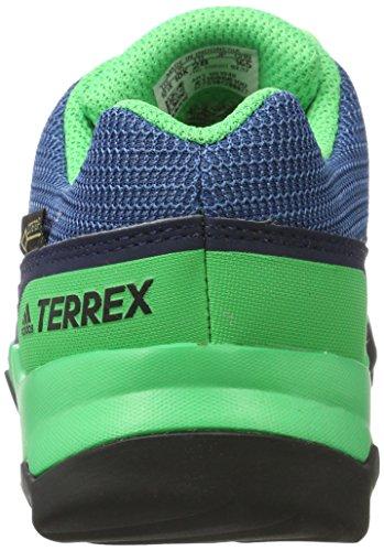 Trekking Nero Core Terrex Scarpe Energia Blu Bambino Mista Basse Core blu Verde Adidas Gtx 40BaqTg